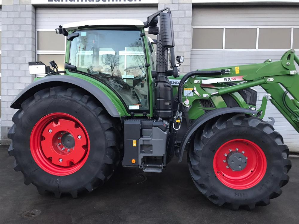 Fendt , vario , 200 cv , chargeur frontal