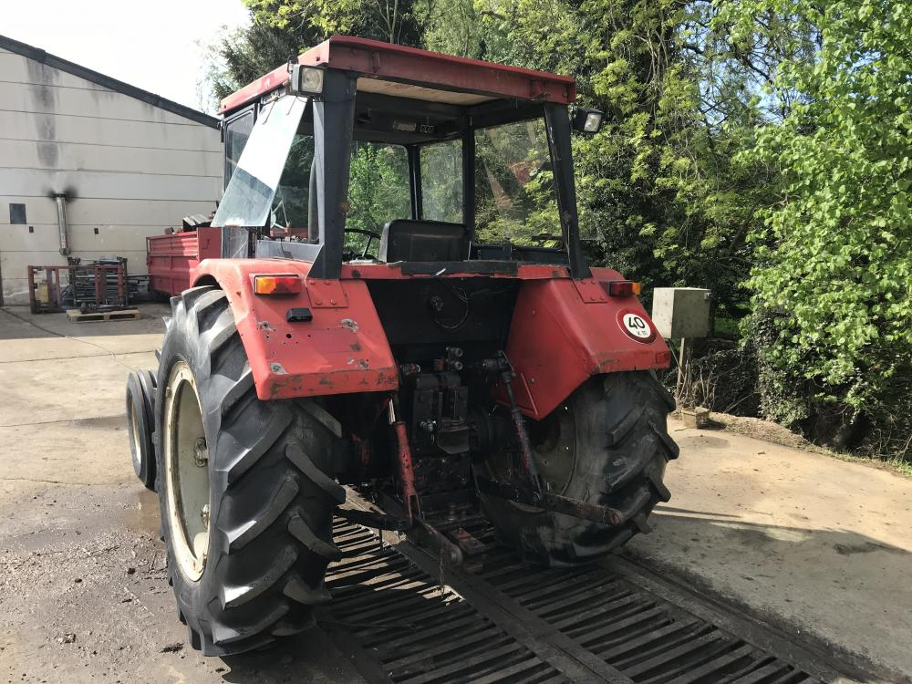 Tracteur , 80cv , 2x2 , international