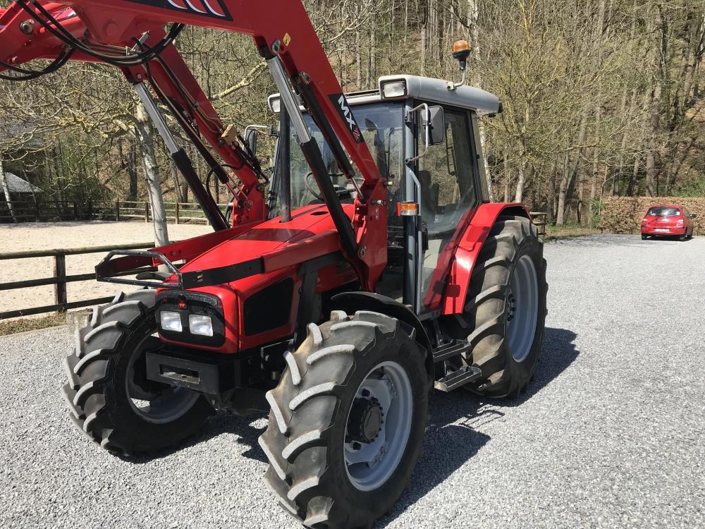 tracteurs t lescopique moteur mat riel agricole d 39 occasion schmetz sa. Black Bedroom Furniture Sets. Home Design Ideas
