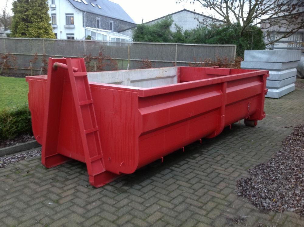 Porte contenair peecon 18 t pva 21 t schmetz sa for Tarif container occasion